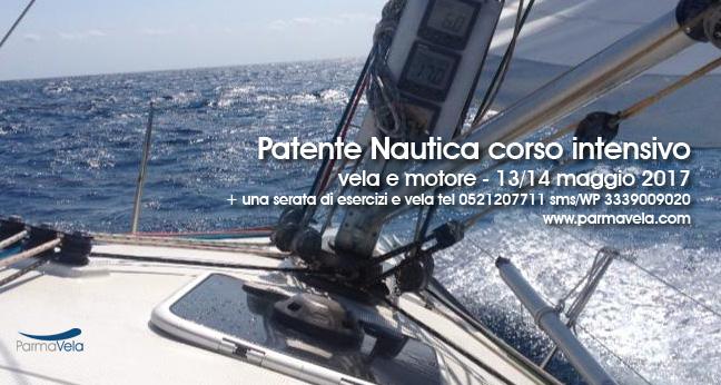 Patente nautica parma scuola nautica parma vela yacht club for Novita nautica 2017